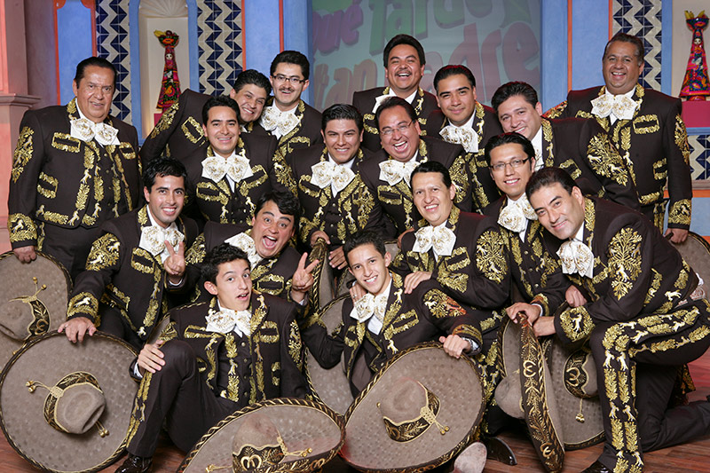 Mariachi-Gamamil,-Que-Tarde-Tan-Padre